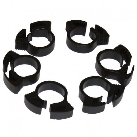 Plastic Hose Clamp Set